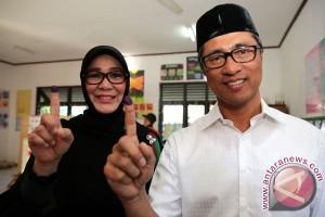 Wali Kota Gunakan Hak Pilih
