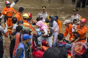 Banjir di Cawang disebabkan sheetpile bocor