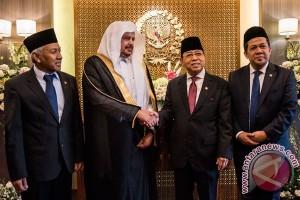 Kunjungan Bilateral Ketua Parlemen Arab Saudi