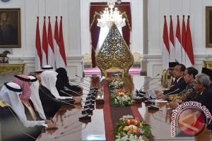 Kunjungan Ketua Majelis Al-Syura Arab Saudi