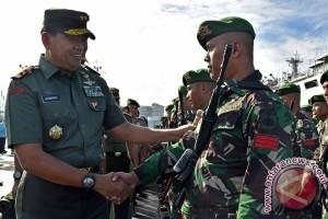 Mayjen TNI Jaswandi akan jabat Pangdam Jaya
