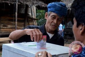 Pemungutan suara ulang di Tangerang dijaga ketat