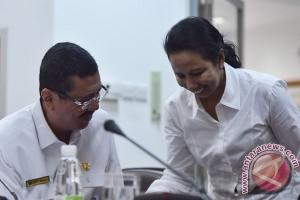 Empat menteri kompak kunjungan kerja ke Medan