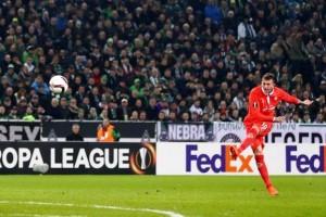Fiorentina menang 1-0 di markas Gladbach