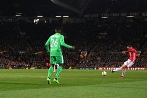 Ibrahimovic bawa MU unggul sementara atas Saint-Etienne