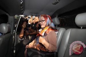 Ratu Atut Chosiyah Diperiksa KPK
