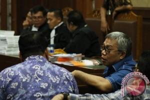 Sidang Pledoi Kasus Suap DPRD Sumut