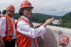 Peninjauan Proyek Tol Semarang-Solo