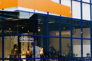 Gordi, jualan kopi dari online jadi offline