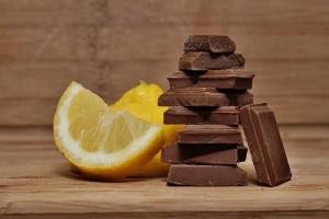 Cokelat semakin enak dimakan dalam kegelapan