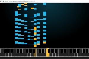 Berduet dengan pianis virtual bersama Google AI Duet