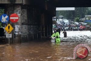 Polantas Bekasi rekomendasikan dua solusi banjir Kalimalang