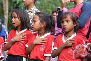 Mensos posting Suku Anak Dalam di grup WA para menteri