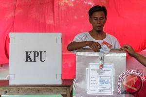 Pemilihan Ulang Di Teluk Naga