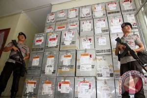 Polisi perketat pengamanan gedung DPR Aceh
