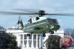 "Armada helikopter ""Marine One"" dekati penyelesaian akhir"