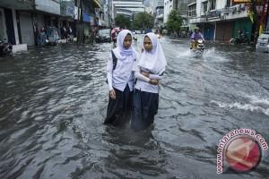 Kabupaten Bekasi catat 35 sekolah terendam banjir