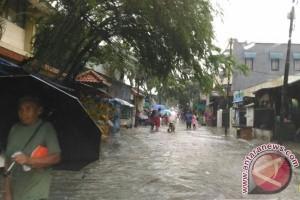 Sejumlah wilayah Jakarta banjir