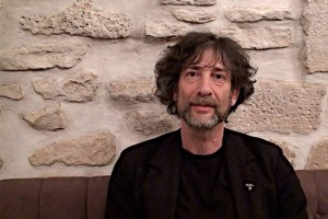 Penulis Neil Gaiman menjadi duta muhibah PBB
