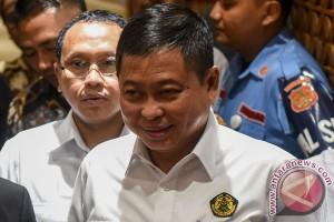 Menteri ESDM resmikan jaringan gas di Surabaya
