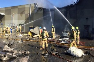 Five feared dead in charter plane crash in Australia