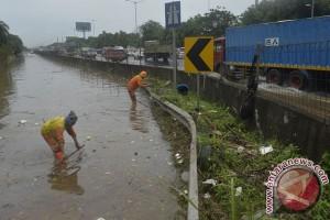 JLJ libatkan Pemkot Bekasi tanggulangi banjir tol Cikunir