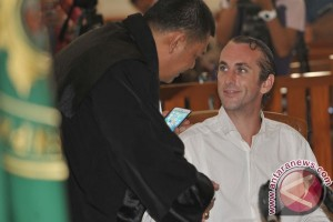 Sidang Tuntutan Pembunuhan Polisi Bali