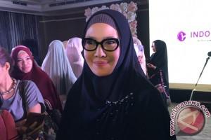 Peggy Melati Sukma galang dana ratusan juta di Qatar
