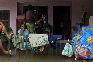 Titik banjir Kota Bekasi 2017 bertambah