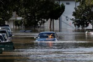 Banjir paksa evakuasi warga di San Jose, California