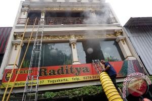 Kebakaran Toko Batik Di Malioboro