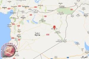 Serangan pimpinan AS tewaskan 17 warga sipil di Suriah