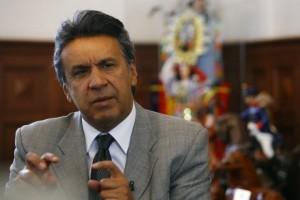 Kandidat sayap kiri Moreno unggul di pilpres Ekuador