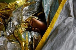 Jasad 74 migran terdampar di pantai Libya