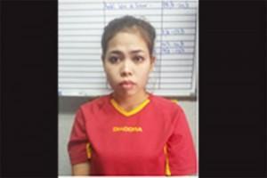 Siti Aisyah berpesta pada malam jelang pembunuhan Kim Jong-nam