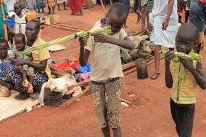 PBB kirim makanan untuk 114.000 orang di Sudan Selatan