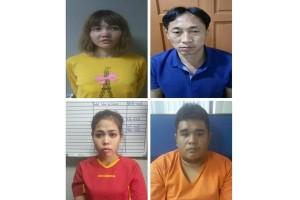 Wanita tersangka pembunuh Kim Jong-nam sadar terlibat serangan racun