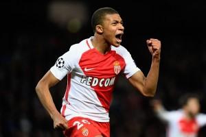 Monaco unggul 2-1 atas Manchester City babak pertama