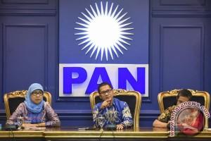 Konferensi Pers Fraksi PAN