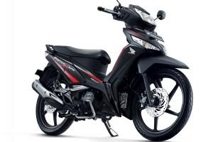 Honda segarkan tampilan Supra X 125 FI