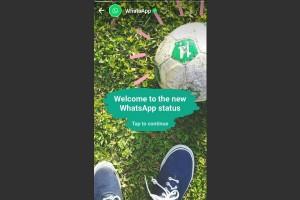 WhatsApp Stories, produk Facebook yang menyontek Snapchat