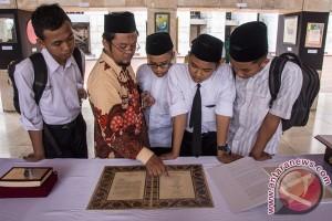 Pameran Milad Masjid Istiqlal