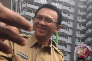 Ahok optimistis LRT rampung sebelum Asian Games