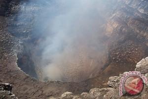 Seorang vulkanolog jatuh ke gunung berapi Nikaragua