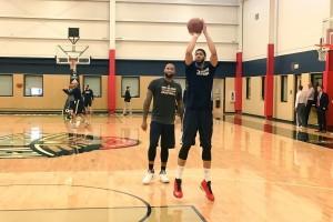 Cousins yakin bakal menggila bersama Davis di Pelicans