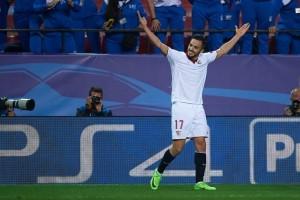 Sevilla atasi Leicester 2-1