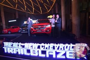 Peluncuran Mobil Baru Chevrolet