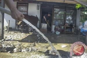 Tagana Kabupaten Tangerang dirikan tiga posko banjir