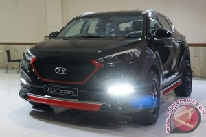 Hyundai pamerkan modifikasi Tucson di AutoPro 2017