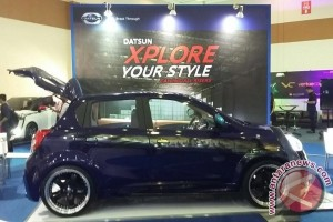 Di AutoPro 2017, NMI pajang modifikasi Nissan Grand Livina dan Datsun Nusantara